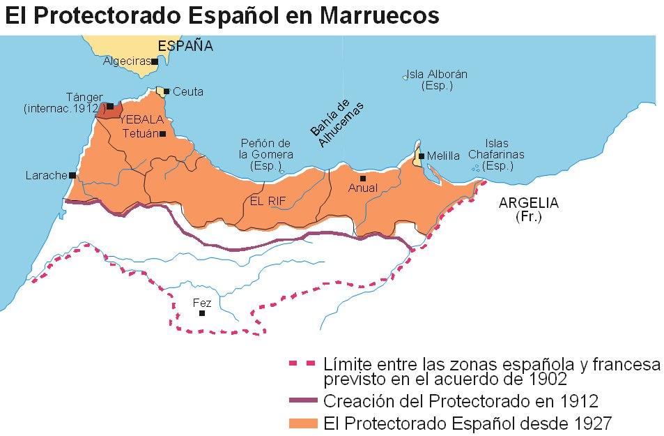 España en África, Ceuta y Melilla nunca fueron marroquíes (1/2)